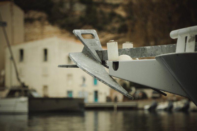 ankeren met je motorboot of zeilboot