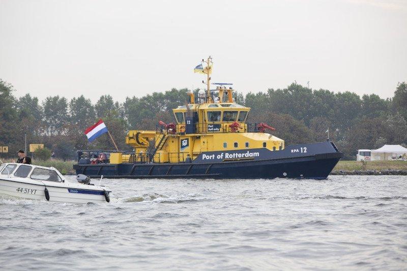 zeebetonning IALA-A vaarbewijs