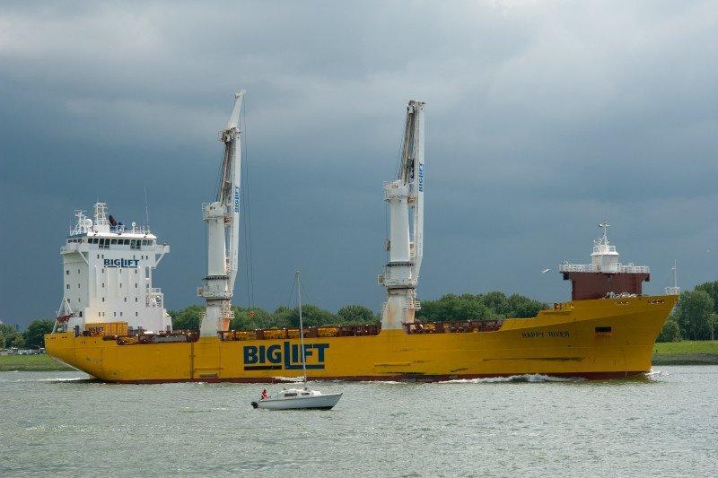 vaarbewijs grote en kleine boot