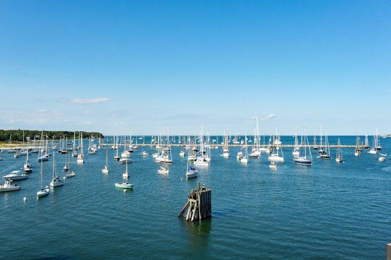 boten in haven vaarbewijs